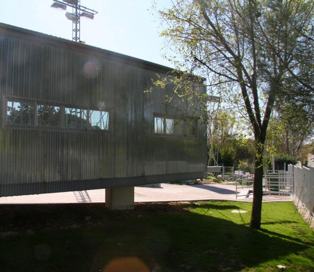 Club de tenis u3 estudio de arquitectura madrid - Estudios arquitectura espana ...
