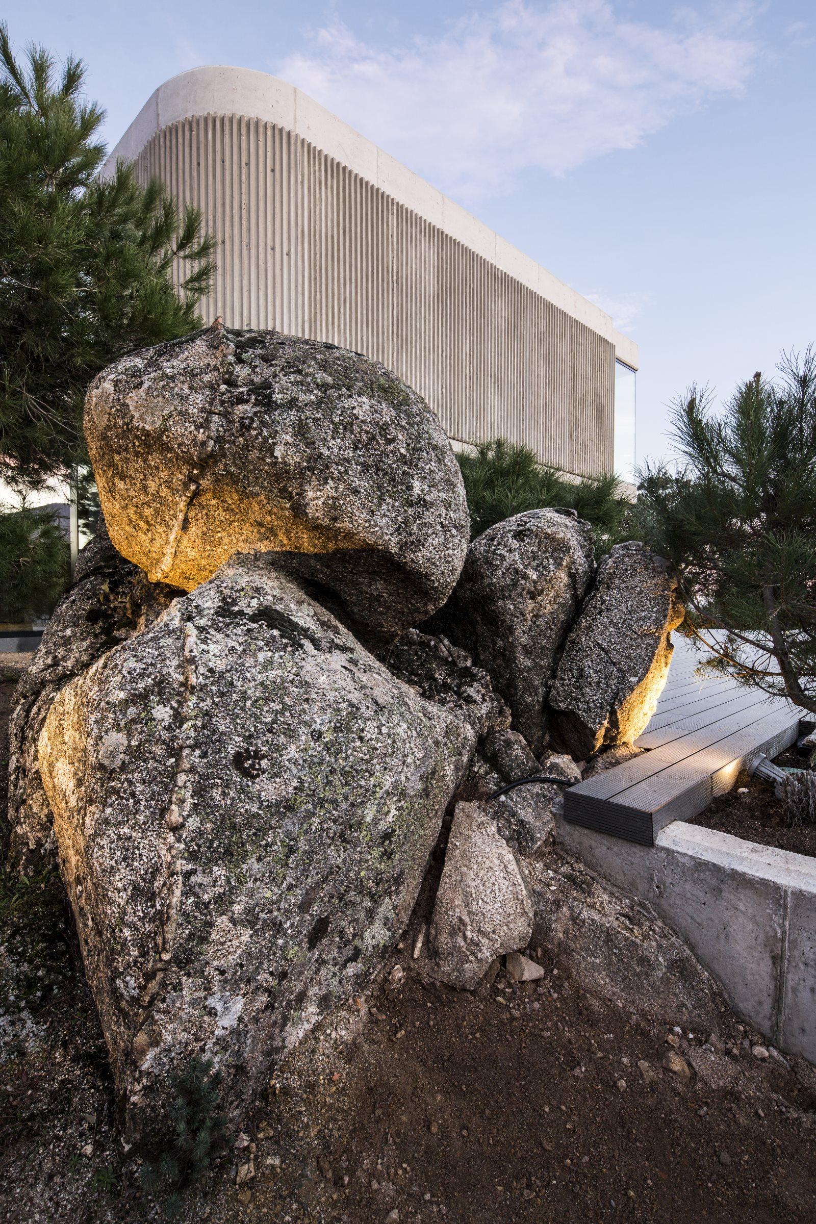 Rock 39 s house u3 estudio de arquitectura madrid - Estudio de arquitectura madrid ...
